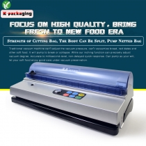 Blueberry DZ-320D 220v Cutting Blade Automatic Household Food Vacuum Bag Sealer